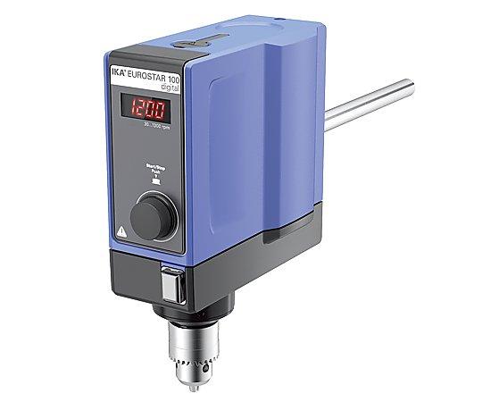 IKA EUROSTAR 100 digital Electronically Controlled Stirrer 30 - 1400rpm MAX 100L H2O