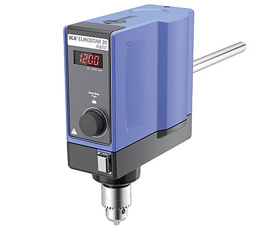 IKA EUROSTAR 20 digital Electronically Controlled Stirrer 30 - 2000rpm 15L H2O