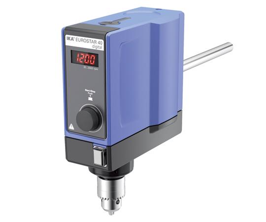 IKA EUROSTAR 40 digital Electronically Controlled Stirrer 30 - 2000rpm 25L H2O