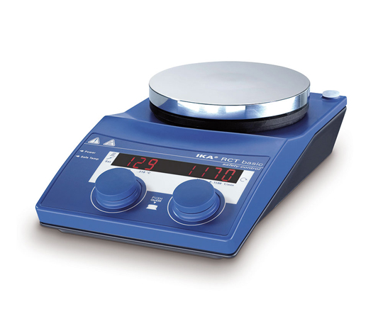 IKA RCTbasic Hot Plate Stirrer 50 - 1500rpm 310oC 20 lit